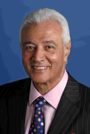 STANDING DOWN: Dorset County Hospital NHS Foundation Trust Chairman Robin SeQueira