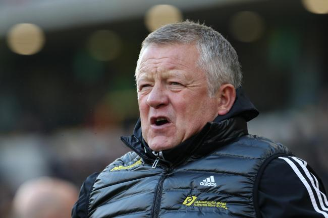 Chris Wilder wants to make signings