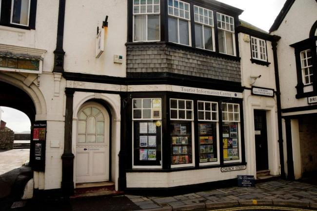 The future of Lyme Regis TIC is unclear