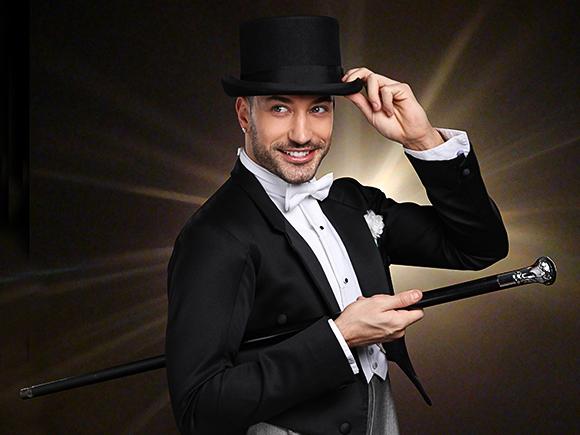 Strictly star set to waltz into Weymouth with brand new show next March