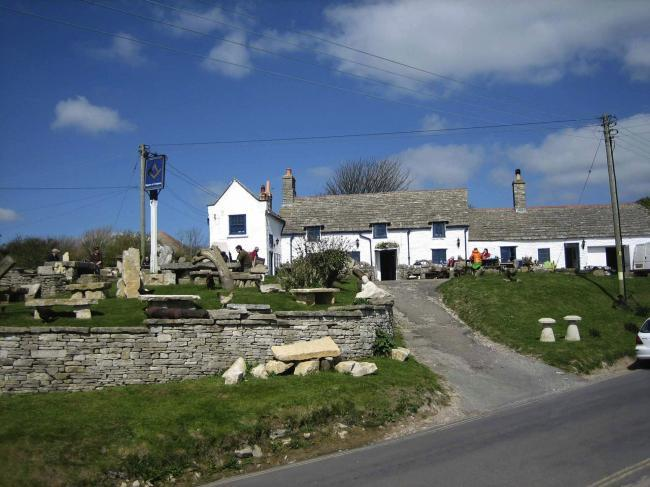 These three Dorset pubs are among Britain's best