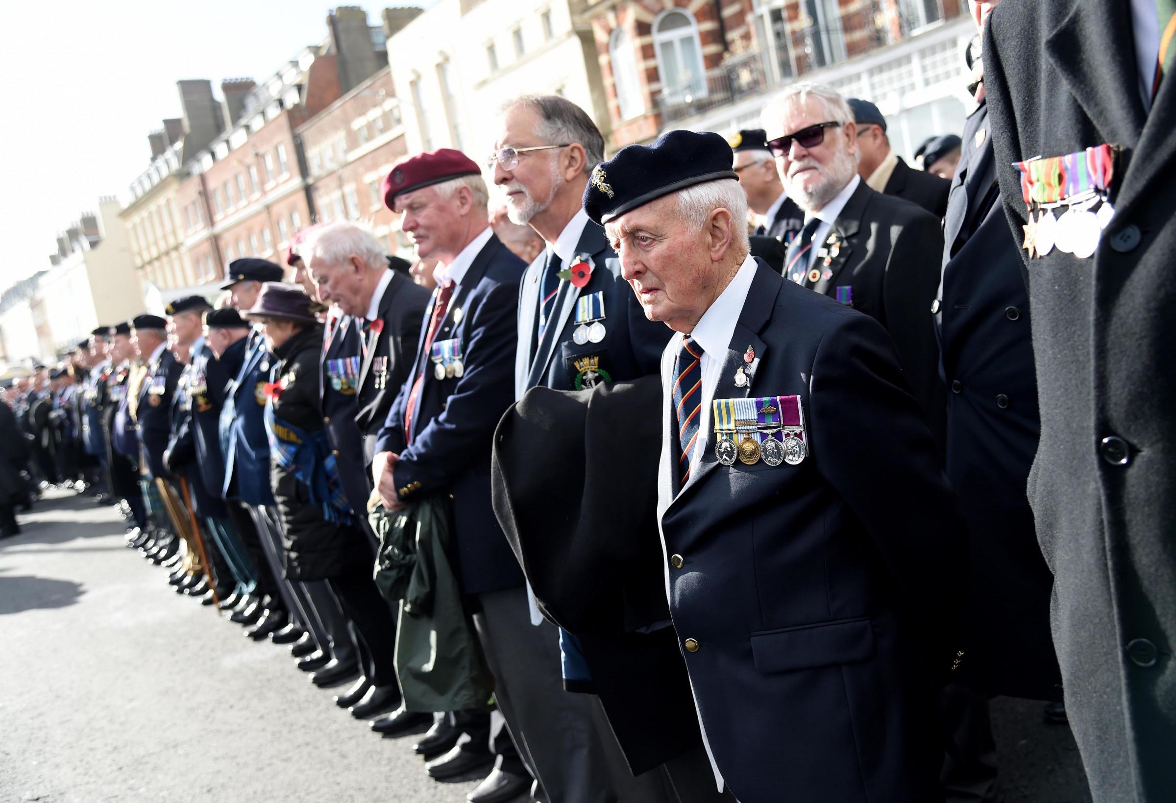 Coronavirus: Royal British Legion supporting veterans during crisis