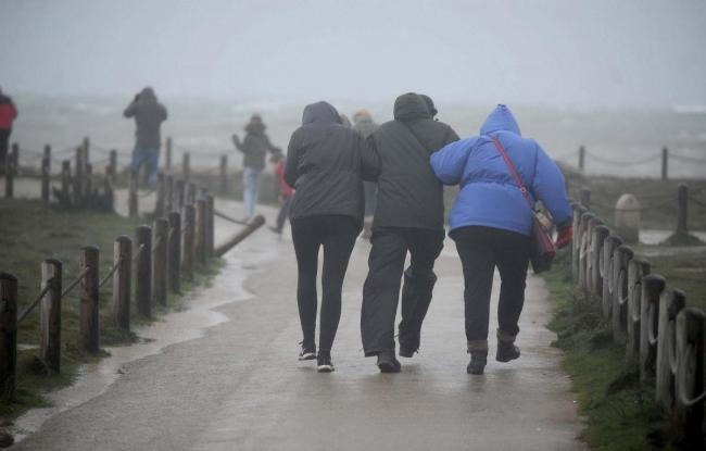 The Met Office has issued a weather warning for Dorset on January 13 and 14 2020