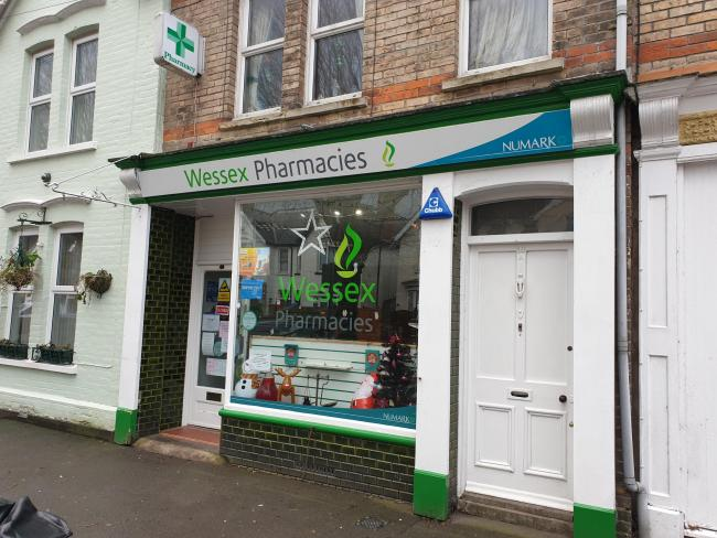 Wessex Pharmacies Ltd in Avenue Road, Weymouth