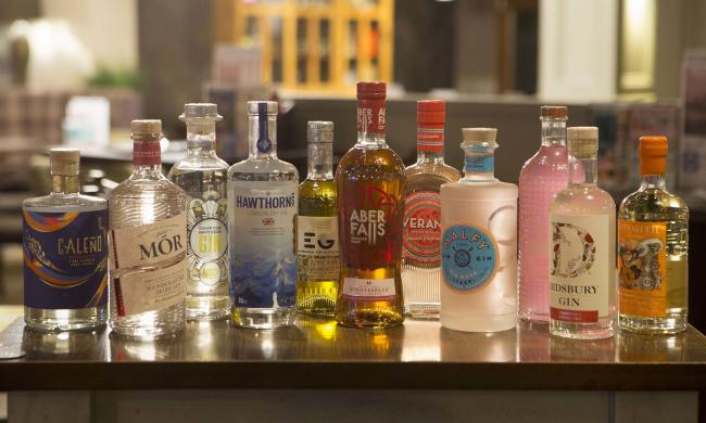 The 17-day gin festival runs until Sunday, March 1