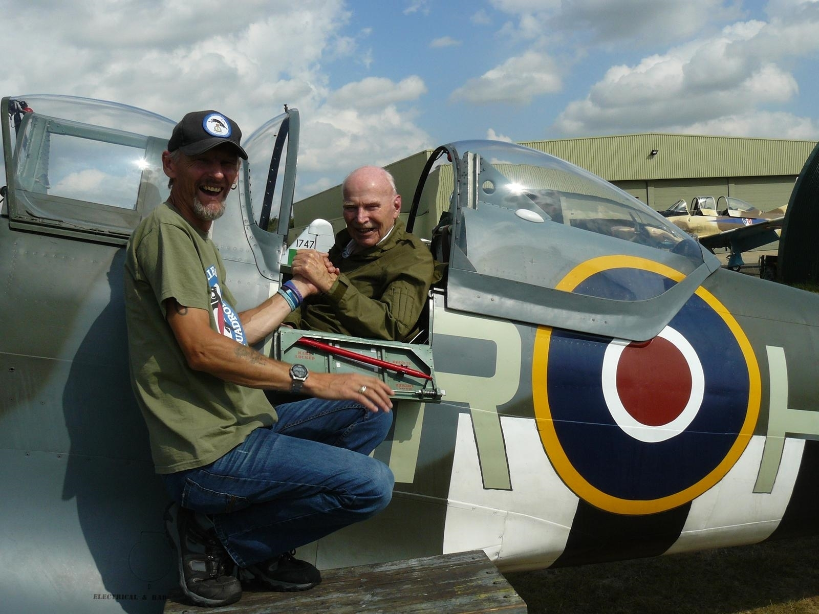 There's still time to visit an exhibition about local heroes who took part in Battle of Britain