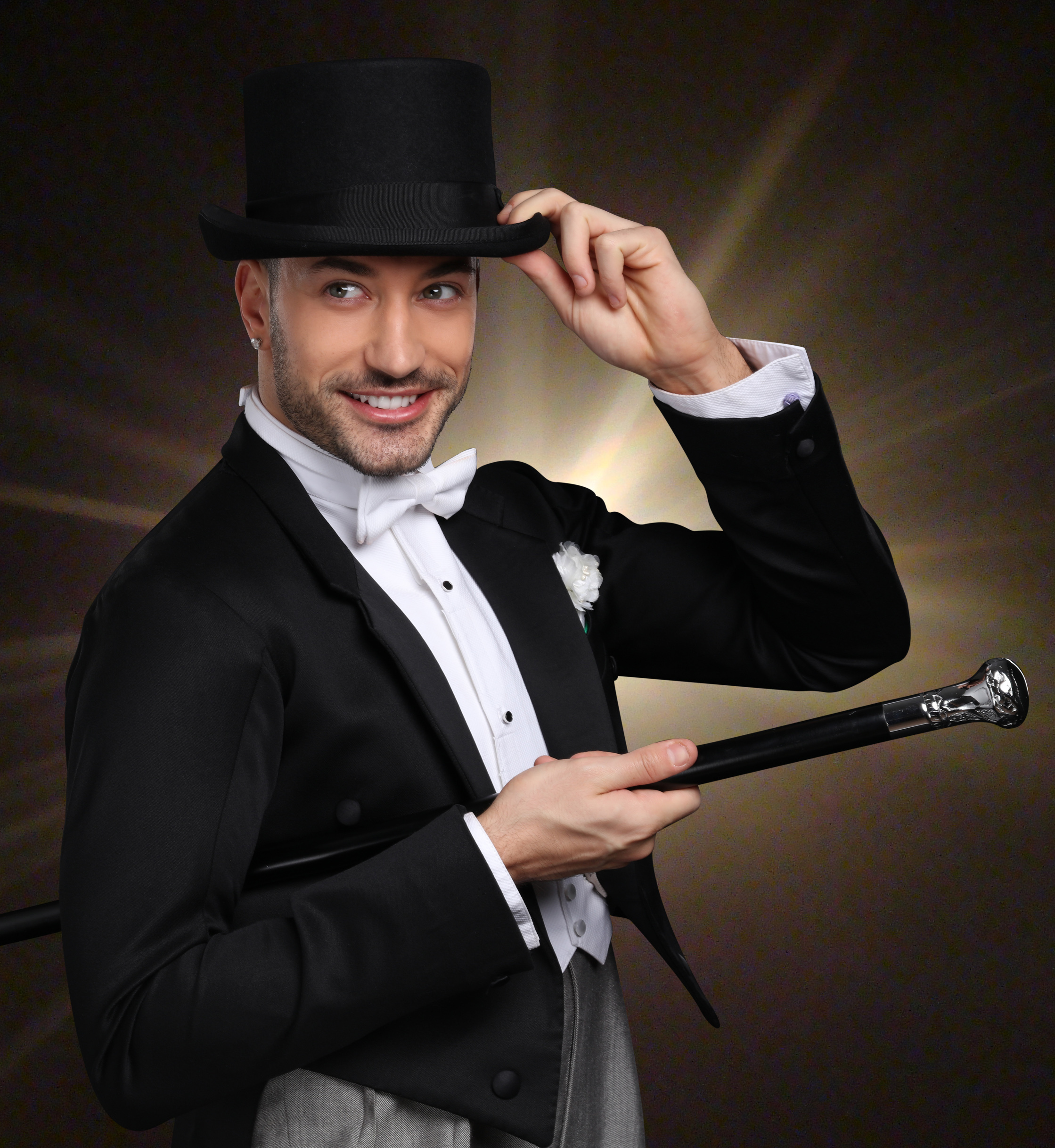 Strictly's Italian star is heading to Dorset on solo tour