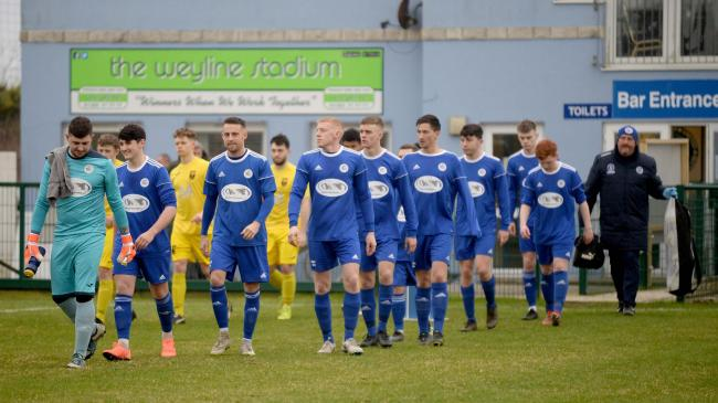Portland United's cup clash at Totton & Eling has been postponed Picture: FINNBARR WEBSTER/F30852B