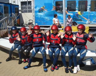 Dorset Echo: sailing academy recruits