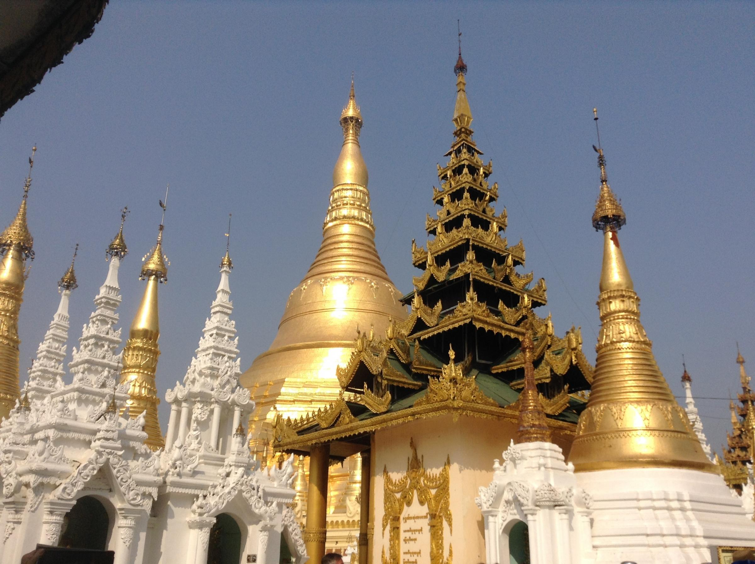 Sights, sounds and splendours of the orient