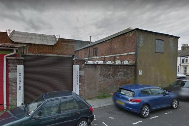 Plans for new boxing club and gym unveiled Picture: Google Maps