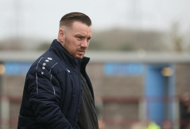 Jamie O'Hara felt Billericay could have beaten Weymouth 	            Picture: MARK PROBIN