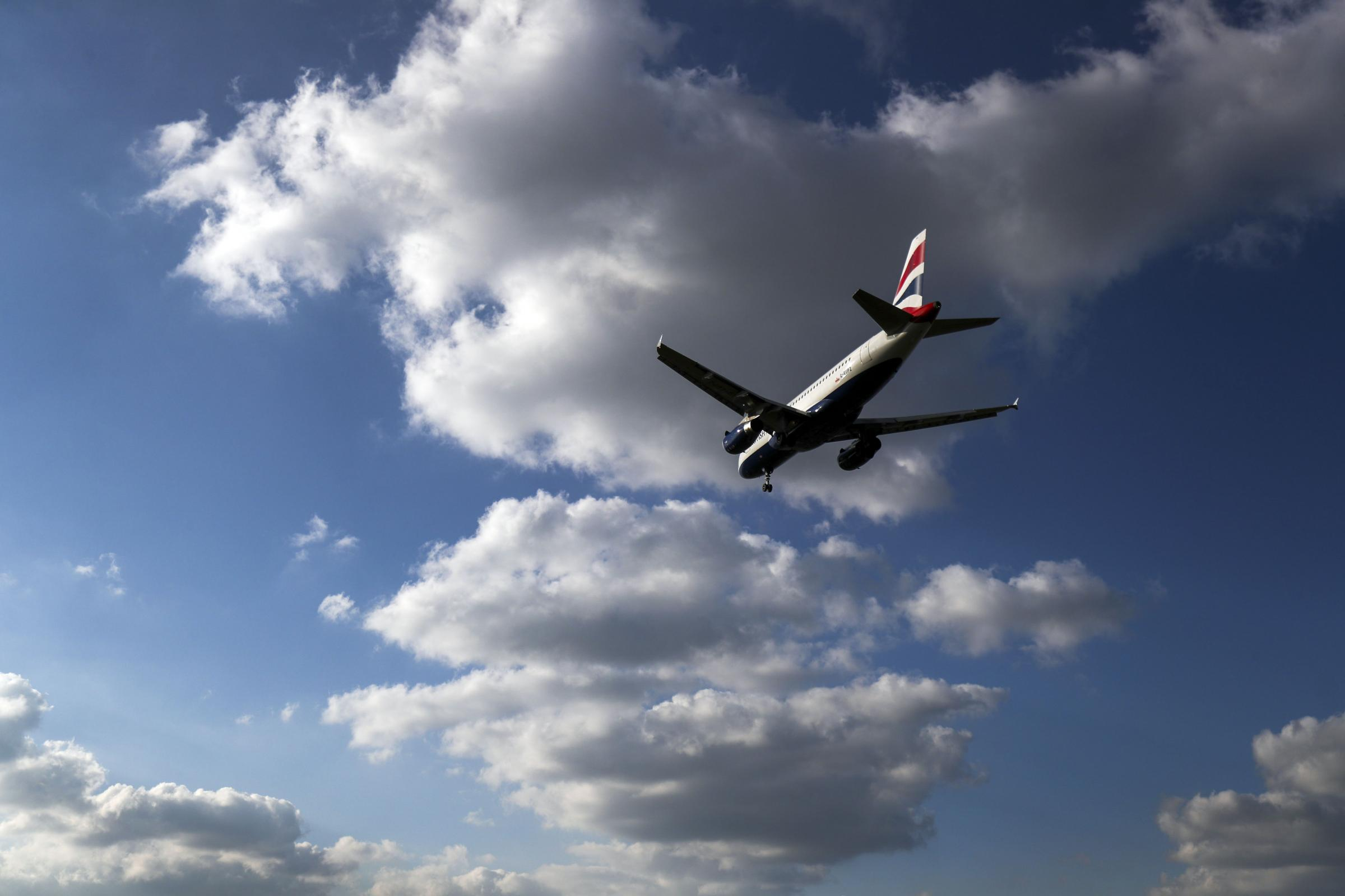Charter flights to help stranded Britons get home