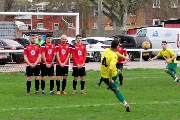 Bridport play in the Toolstation Western League Premier Division Picture: STEPHEN BARRETT