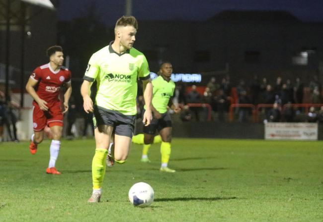 Sam Sherring has returned to the Bournemouth under-21 setup 	            Picture: MARK PROBIN