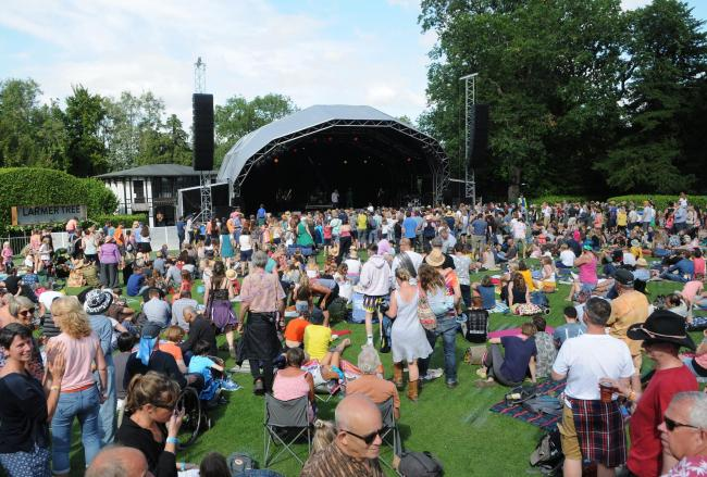 The popular music and arts festival in Larmer Tree Gardens would have celebrated its 30th anniversary this year.