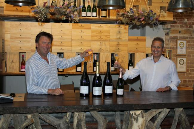 Justin Langham, Langham Estate and Max Bracher, Templar Wines