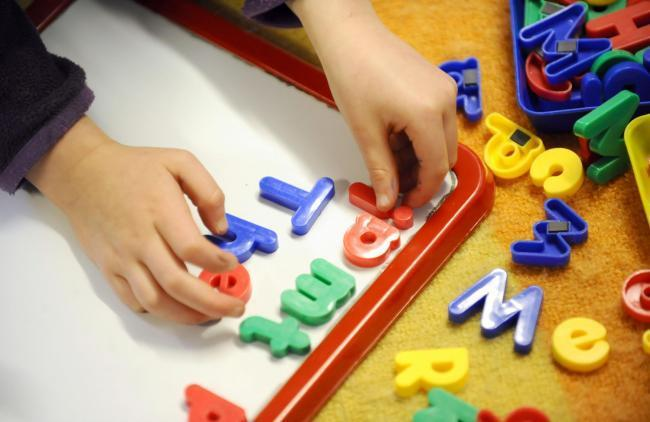 Government expects children to be able to return to early years settings from June 1