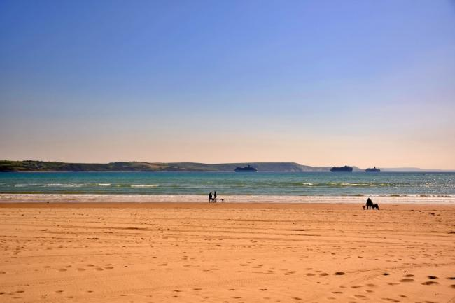 How warm it will be in Dorset this weekend with sunshine forecast