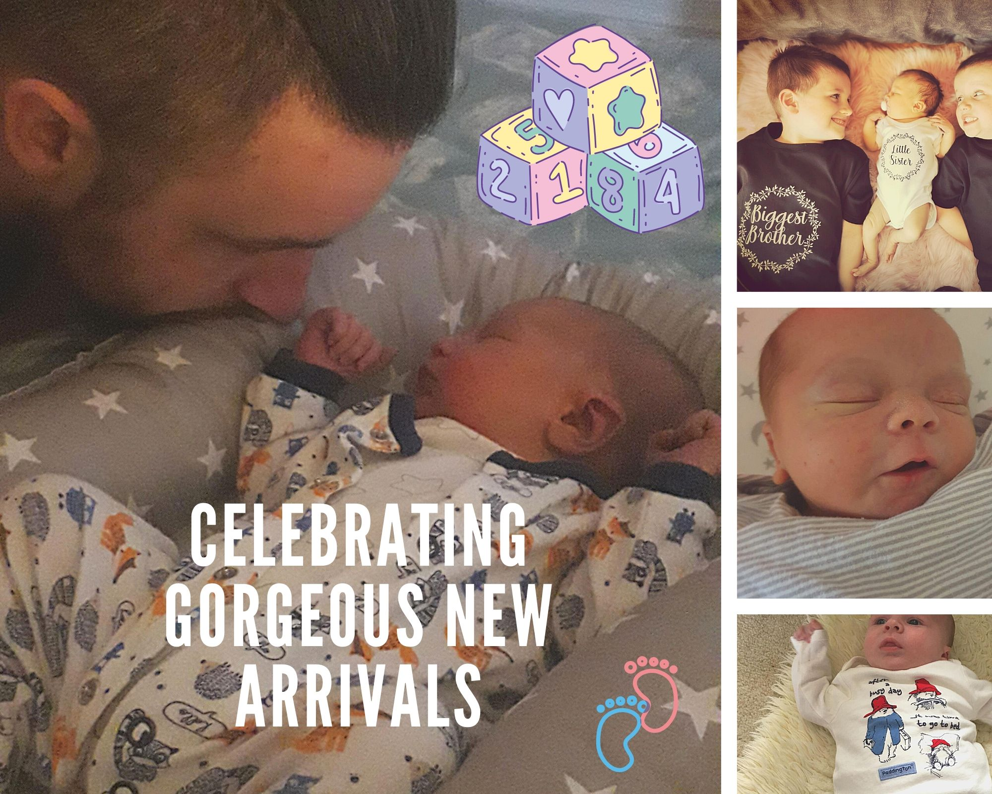 Celebrating newborn babies born to Weymouth and Dorchester parents
