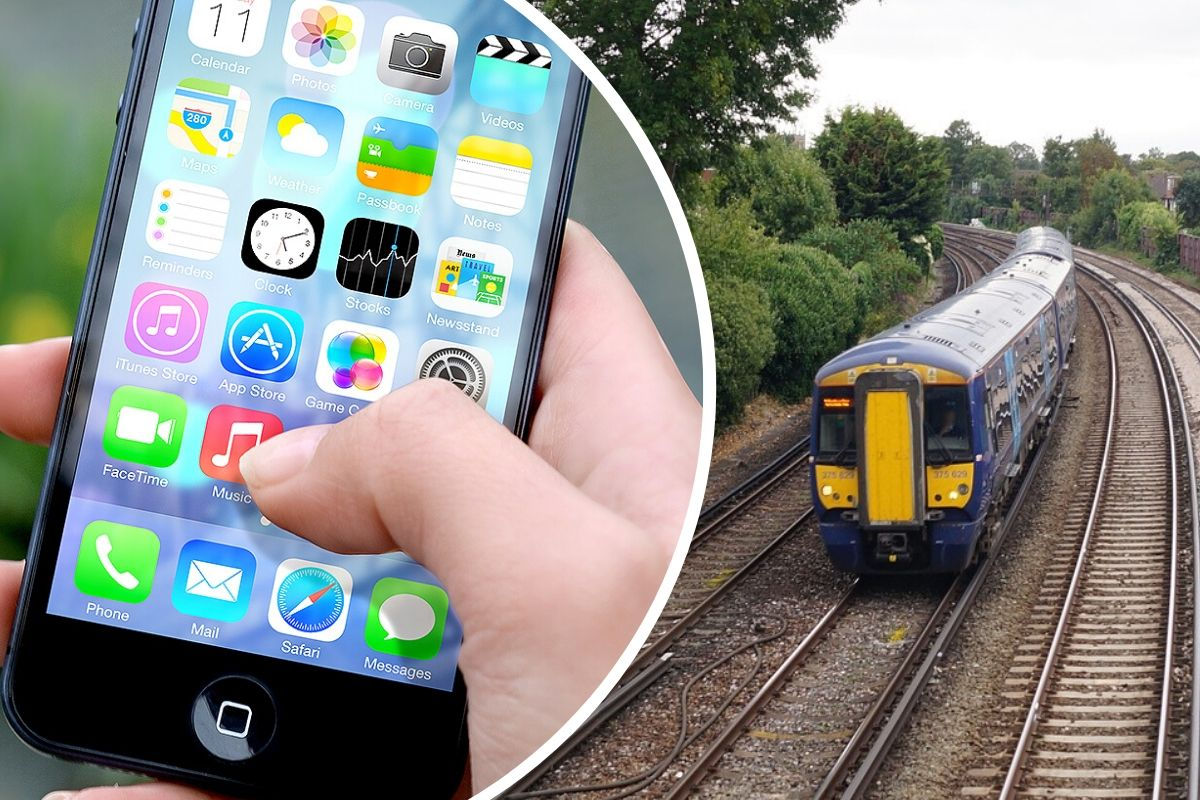 Trainline app launches feature to help commuters flag busy trains