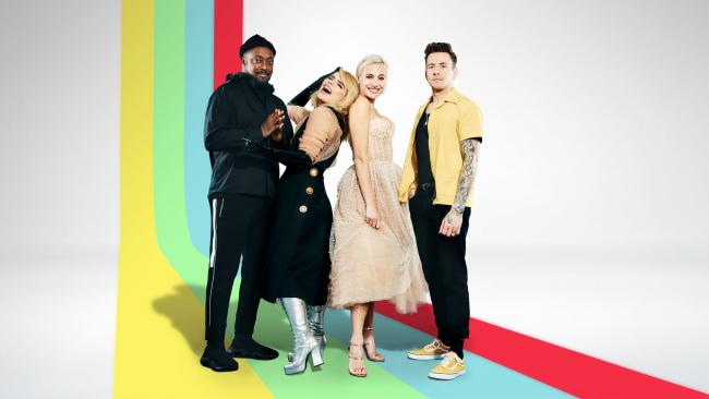 Coaches Including Will I Am And Pixie Lott Tell Us What To Expect From The Return Of The Voice Kids Dorset Echo