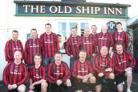 BACK HOME: Sunday League side The Old Ship Inn, Upwey