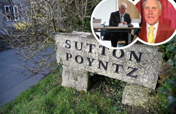 A row broke out after a decision was made to scrap the Sutton Poyntz Neighbourhood Plan