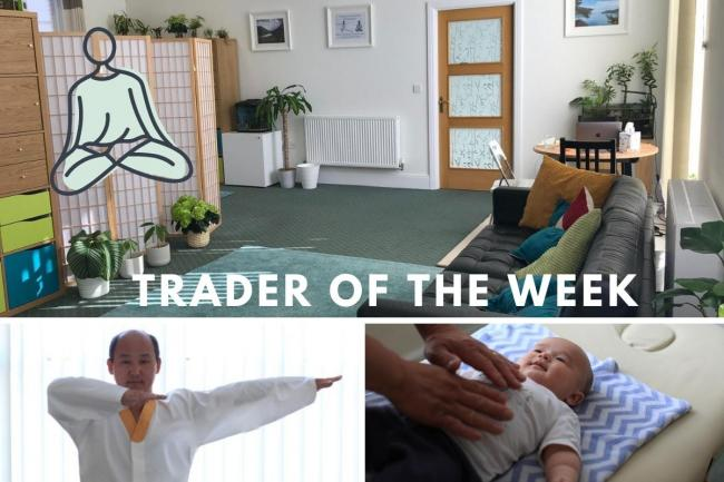 Trader of the Week: Centre helping people to feel calm and strong