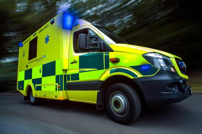 Ambulance crews across Dorset have seen an increase in emergency activity since March 29
