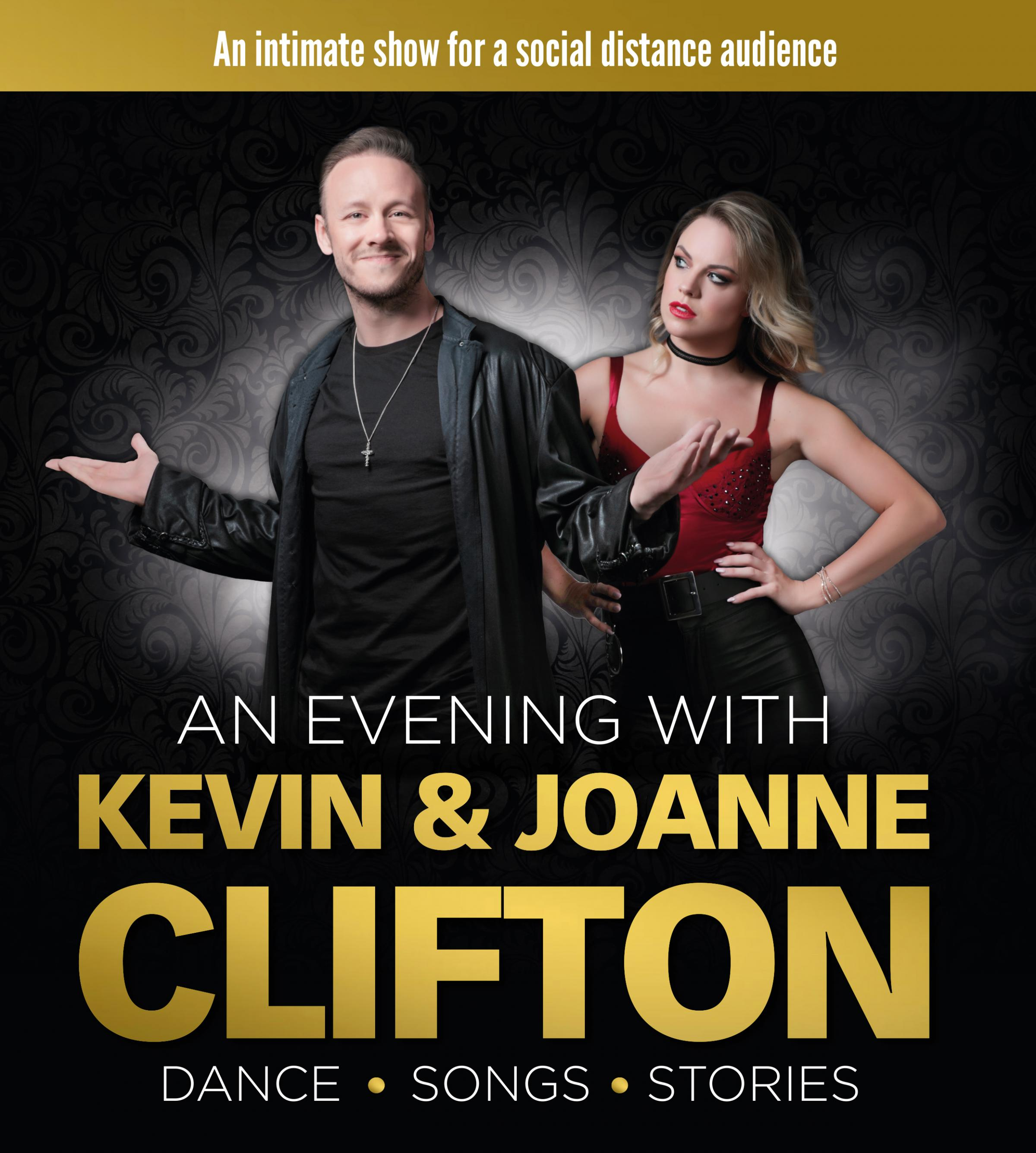 An Evening with Kevin and Joanne Clifton (2 Nov 2020)