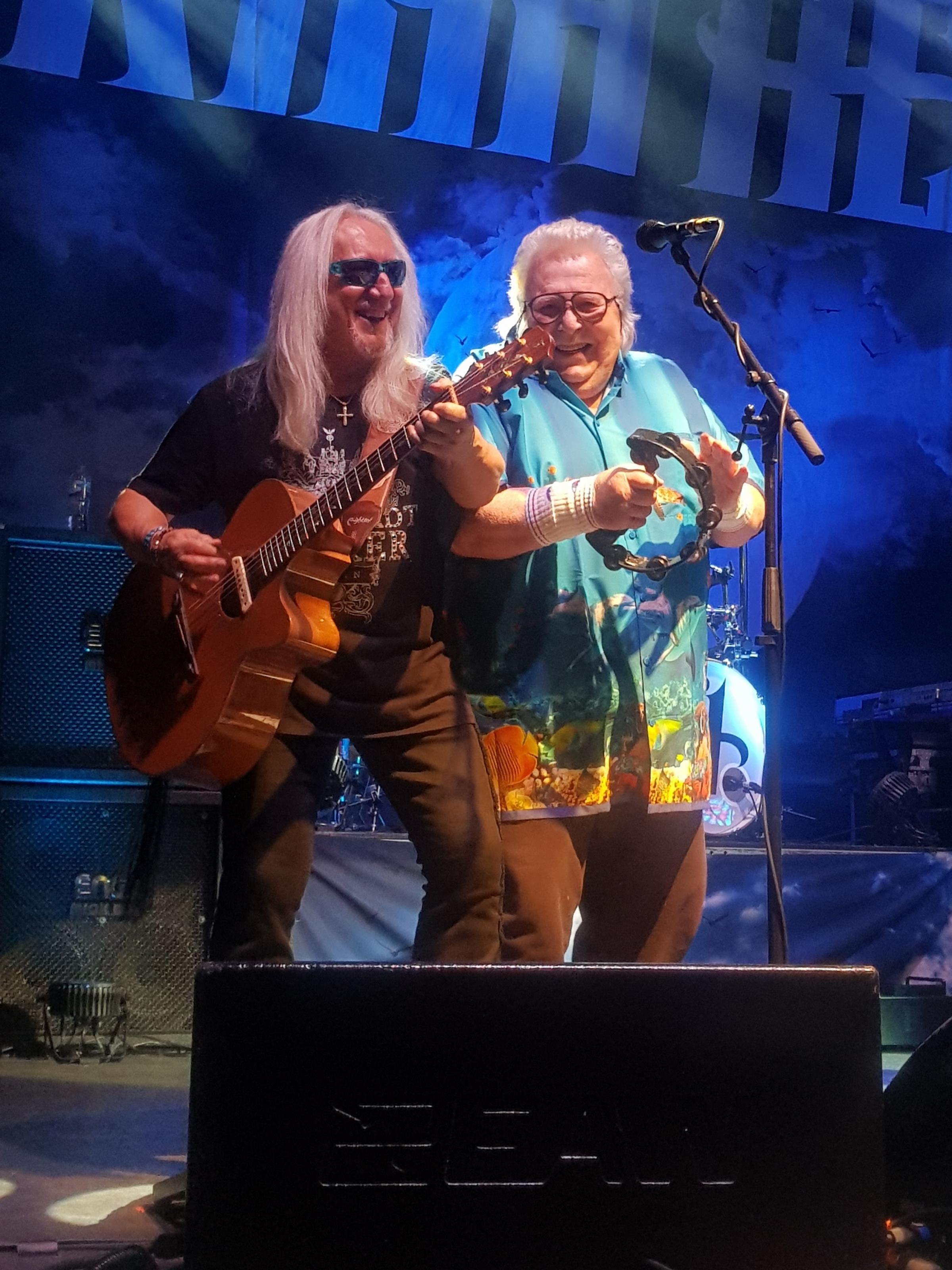 Ozzy Osbourne And Uriah Heep Drummer Lee Kerslake Dies Dorset Echo