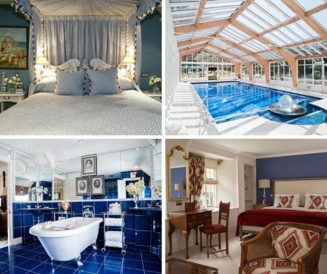 Would you stay in one of the most expensive hotels in Dorset? (All images courtesy of Booking.com).