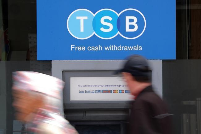 TSB is closing 164 branches