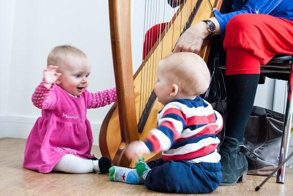 Dorset Music services for babies, children and young people are expanding after a £90,000 cash injection Credit Dorset Council