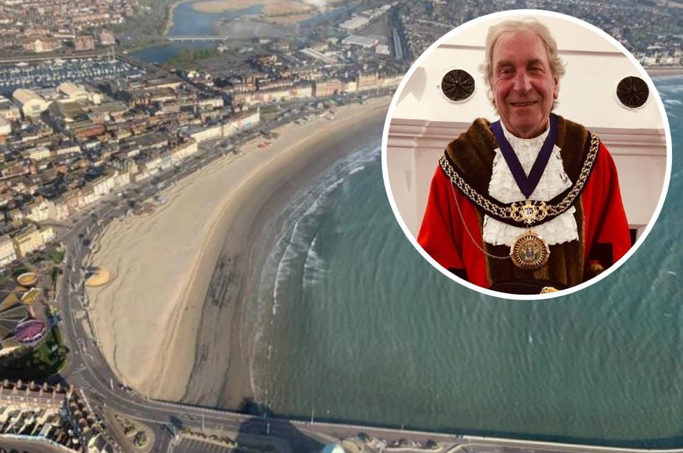 Mayor in call to support 'deteriorating' history of Weymouth