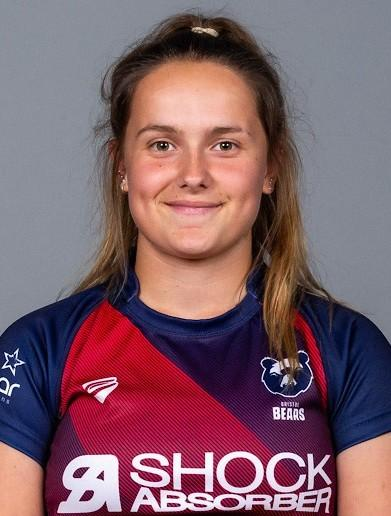 Alice Lockwood made her Bristol Bears debut  Picture: BRISTOL BEARS