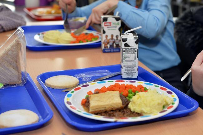 Tory MPs have voted against a bid to have free school meals for eligible children through the holidays