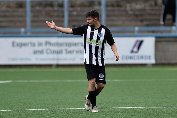 Magpies' skipper Ashley Wells  Picture: GRAHAM HUNT PHOTOGRAPHY