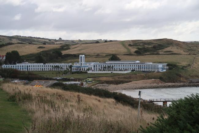 The Riviera Hotel overlooks Weymouth Bay and is based within Bowleaze Cove. Picture: Dorset Echo/Michael Taylor