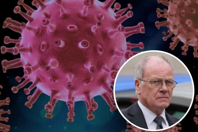 Councillor Spencer Flower, inset, is disappointed with the news Dorset will move to Tier 2 coronavirus restrictions when lockdown is lifted