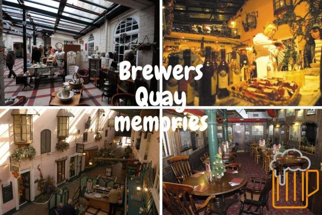 Sweet shop, Time Walk and pub - your favourite memories of Brewers Quay