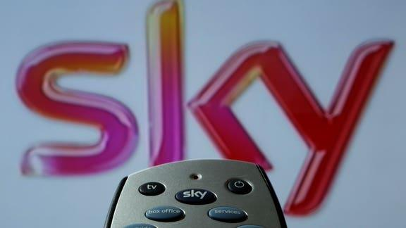 Sky customers will see price hike of up to £72 per year from April. (PA)