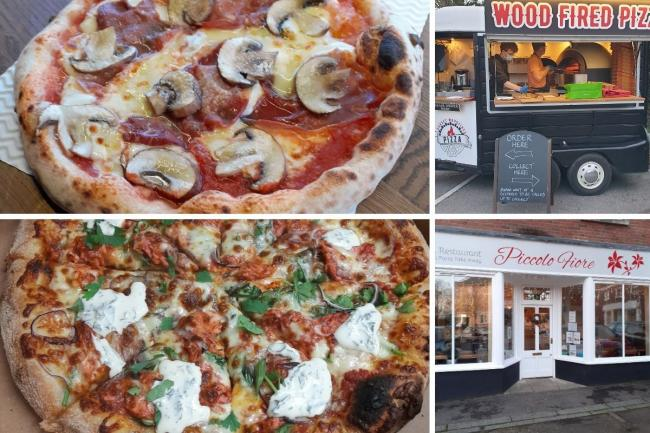 Best independent pizza places in this area as voted by you
