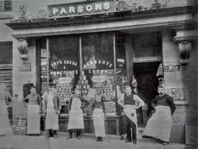 Step back in time to when shopping in Dorset was all about customer service