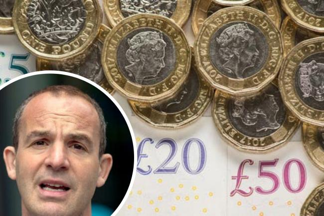 Martin Lewis says millions will receive £500 payment in April - how to claim yours. (PA/Canva)