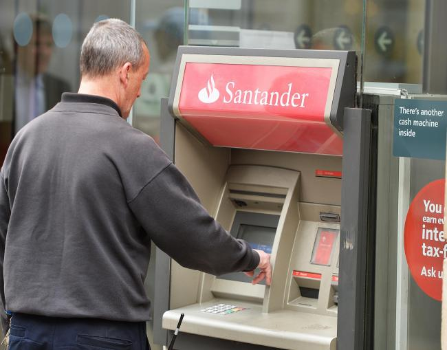 This week Santander announced that 111 of its UK stores will close before the end of August