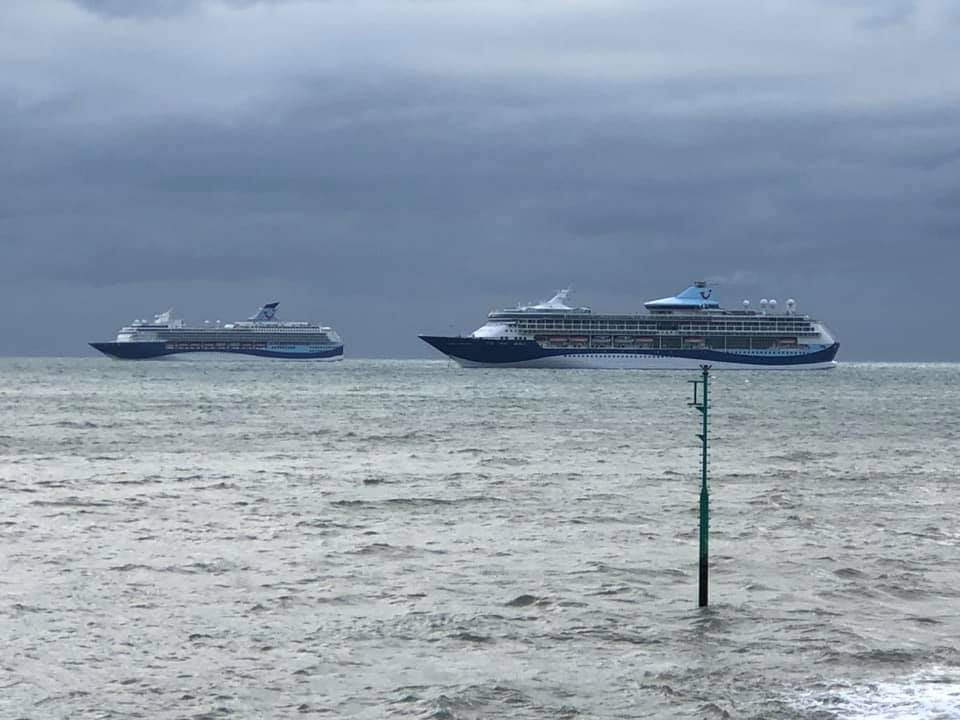 TUI cruise ships to return to Portland Port this summer