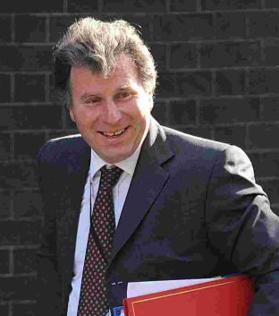 Oliver Letwin arrives at No 10
