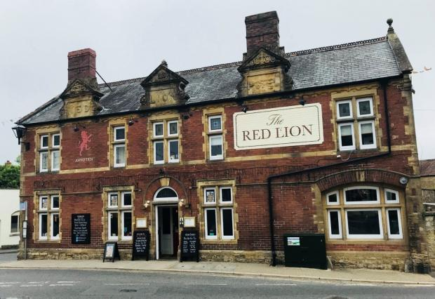 Dorset Echo: FESTIVAL: The Red Lion Beaminster is about to host its first Lion Fest, Photo: THE RED LION BEAMINSTER